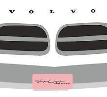 Volvo Amazon by Skilte-Heino