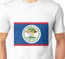 Belize Flag Unisex T-Shirt