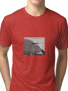Caged Bird  Tri-blend T-Shirt