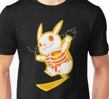 Skeleton dance glow in the dark Unisex T-Shirt