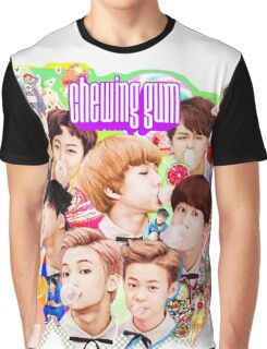 NCT Dream - Chewing Gum Graphic T-Shirt