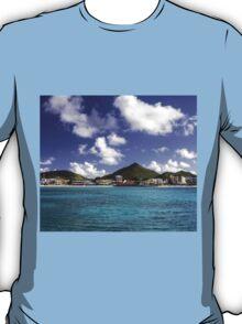 Great Bay: Philipsburg, St. Maarten T-Shirt