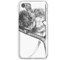 Mouse iPhone Case/Skin