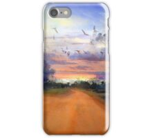 The Road To Mays Bend iPhone Case/Skin