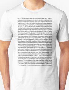 john mayer's discography Unisex T-Shirt
