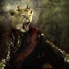 joffrey : king lion by badmiaou