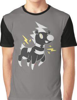 SHOCKINGLY Monochrome! Graphic T-Shirt