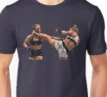 Holm  vs Rousey Unisex T-Shirt