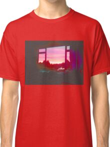 window to the otherside Classic T-Shirt