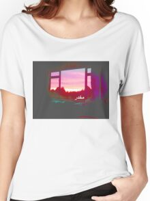 window to the otherside Women's Relaxed Fit T-Shirt