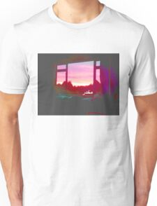 window to the otherside Unisex T-Shirt