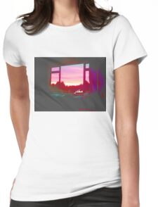 window to the otherside Womens Fitted T-Shirt