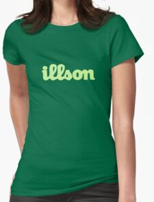 illson Womens Fitted T-Shirt
