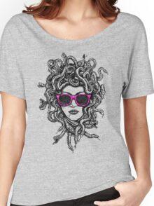 Cool Medussa Women's Relaxed Fit T-Shirt