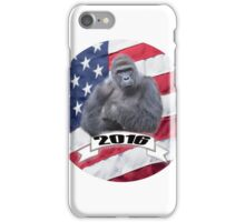 A Better Choice: Harambe iPhone Case/Skin