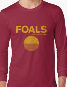 foals Long Sleeve T-Shirt