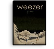 Weezer - Pinkerton Canvas Print