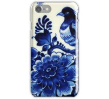 Delft porcelain iPhone Case/Skin