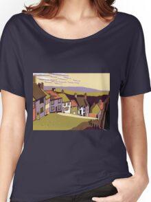 Gold Hill Women's Relaxed Fit T-Shirt