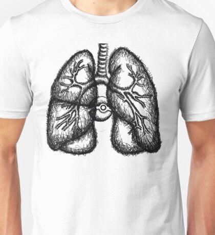 heart core pokemon love black Unisex T-Shirt