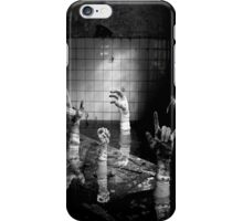 hands from the deep iPhone Case/Skin