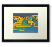 superdrives Framed Print