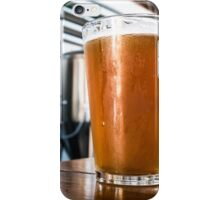 Beer at the Brewery iPhone Case/Skin