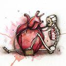 Heart Pumper  by Kaitlin Beckett