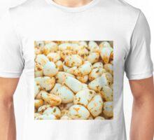 Close up shot of seasoned Pickled Garlic Unisex T-Shirt