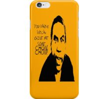 Popeye the chon chon juggler iPhone Case/Skin