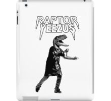 Raptor Yeezus  iPad Case/Skin