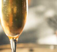 Bubbly Champagne Sticker