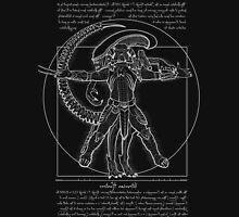 Vitruvian Hunters (Negative) Unisex T-Shirt