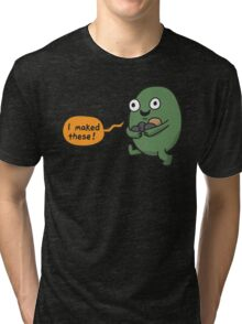 Gallbladder's Last Day Tri-blend T-Shirt