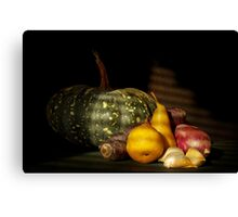 Autumn Fare Canvas Print