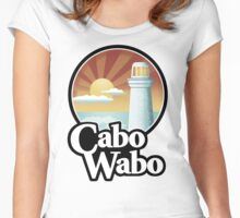 Cabo Wabo Cantina Women's Fitted Scoop T-Shirt