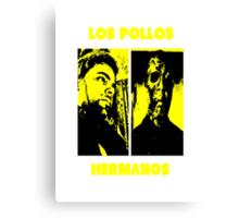 Dead Hermanos Canvas Print