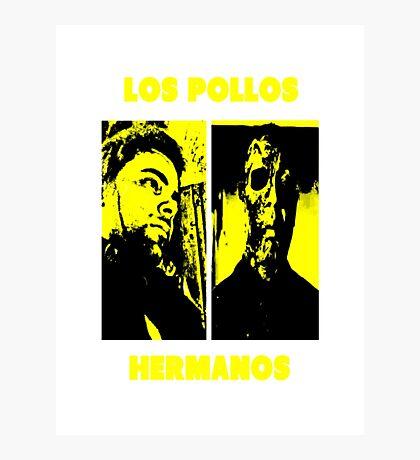 Dead Hermanos Photographic Print