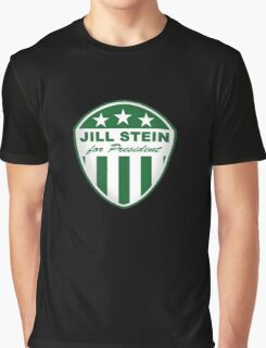 Jill Stein for president 2016 Graphic T-Shirt