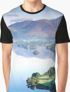 Skiddaw from Surprise View Graphic T-Shirt