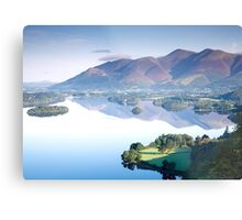 Skiddaw from Surprise View Metal Print