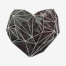Heart Graphic 4 by Mareike Böhmer