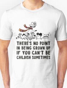 Moomin Who T-Shirt