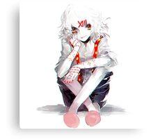 Tokyo Ghoul - Juuzou Canvas Print