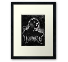 The Cat Framed Print
