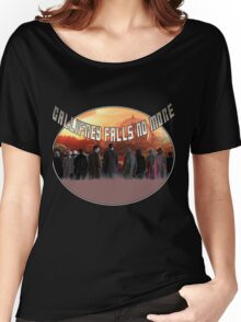 Gallifrey Falls No More (Alt) Women's Relaxed Fit T-Shirt