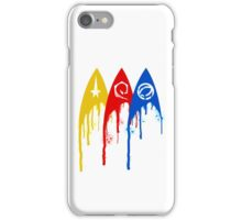 Signs of Trek iPhone Case/Skin