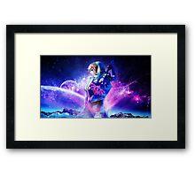 Warrior Special Framed Print