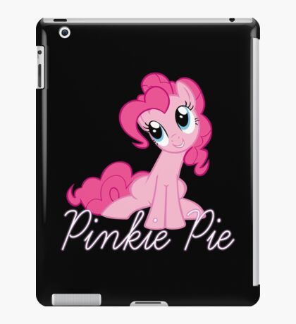 Pinkie Pie Little Pony iPad Case/Skin