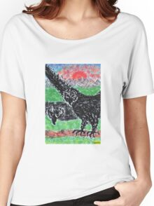 1309 - Birds in Nature Women's Relaxed Fit T-Shirt